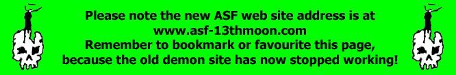 New site URL at www.asf-13thmoon.com
